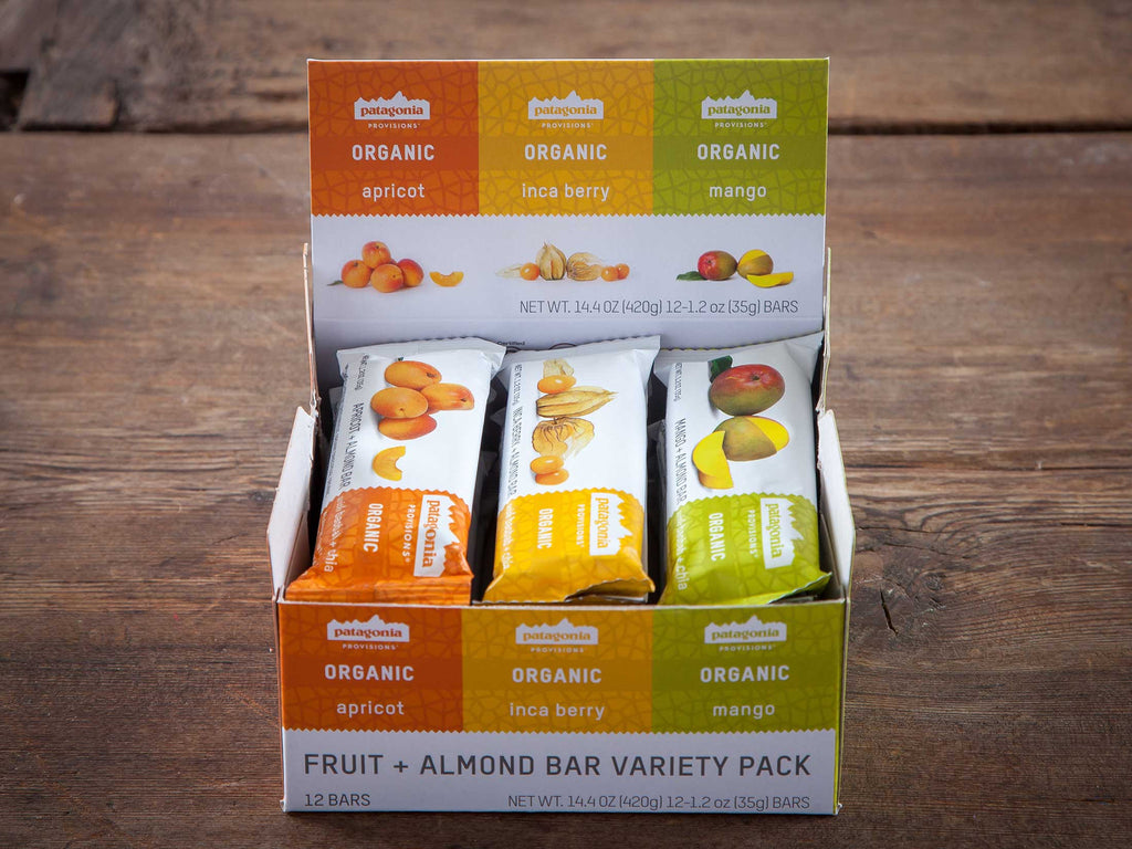 TEST SUBSCRIPTION PRODUCT /  Fruit & Nut Bar - 12 Pack Mixed Case