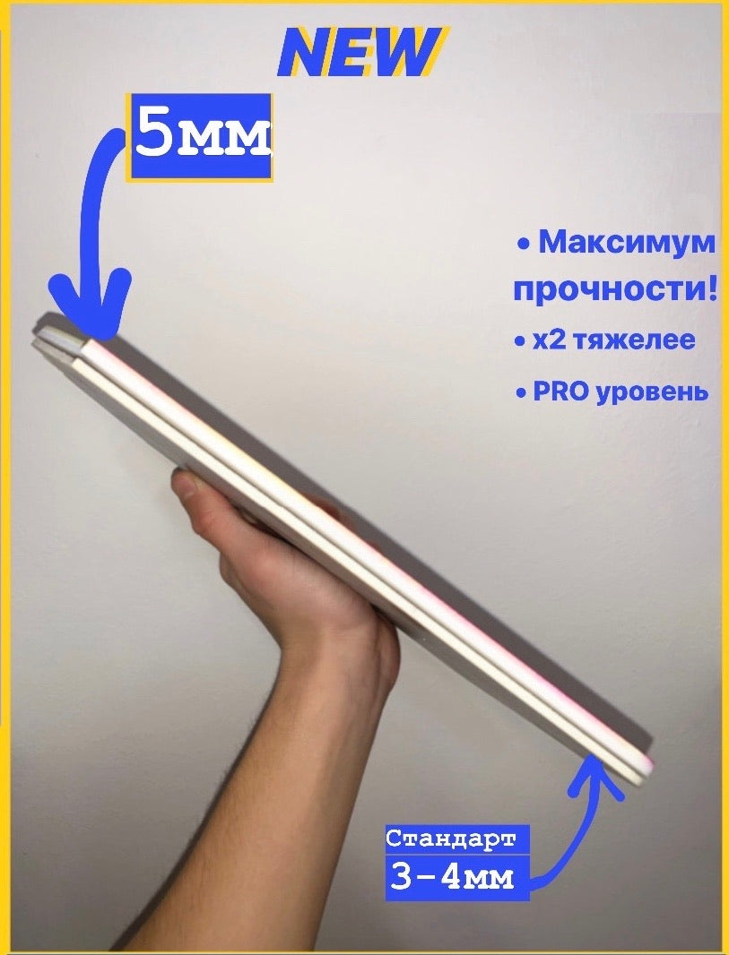 Five mm Thickness