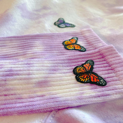 Signature Butterfly Socks
