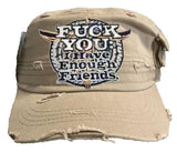 Fuck You I Have Enough Friends - Pocketed