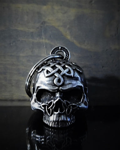 BB-70 Celtic Skull Bell
