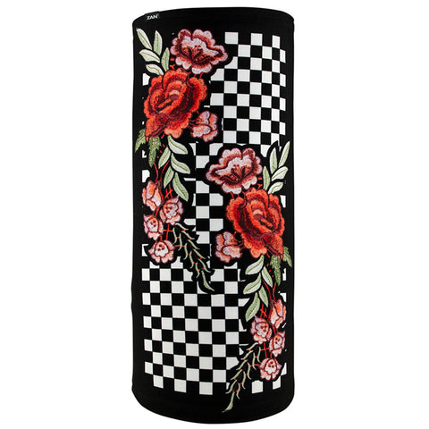 TL421 Motley Tube®, SportFlex(tm) Series- Checkered Floral