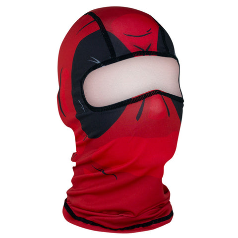 WBP109 Balaclava Polyester- Red Dawn