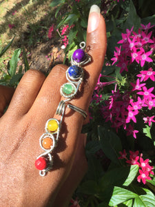Chakra Alignment Ring