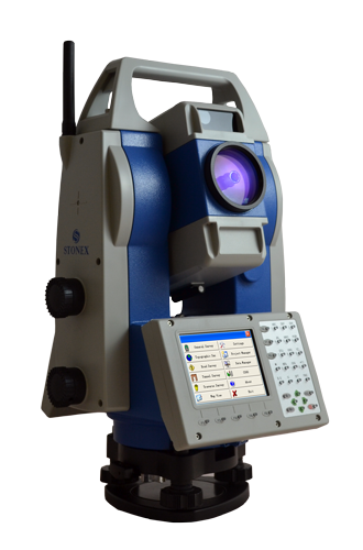 Stonex R80 Robotic Total Station