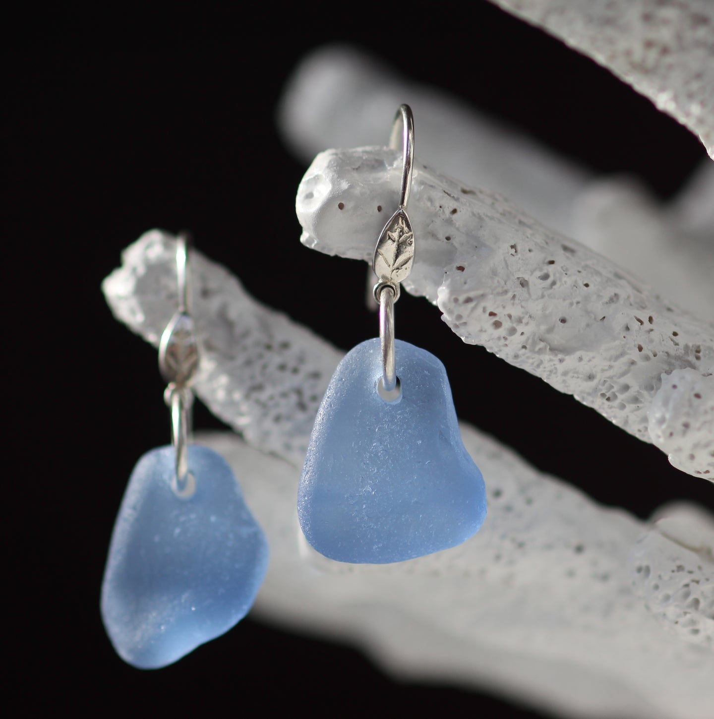 Sea glass jewelry, handmade in Nova Scotia by Sea Glass Designs