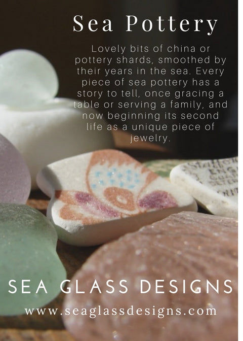 What is Sea Pottery?
