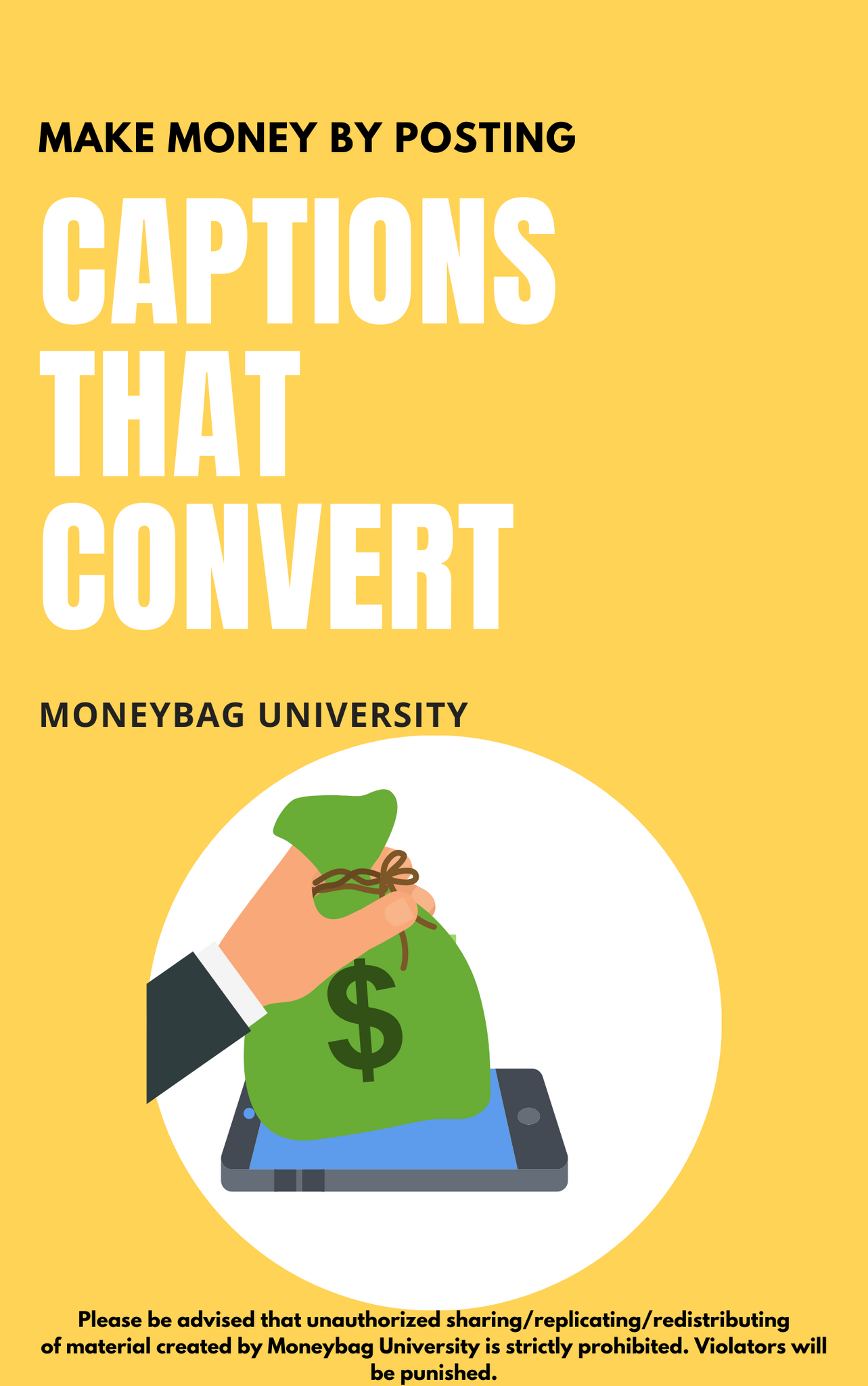 Captions That Convert eBook