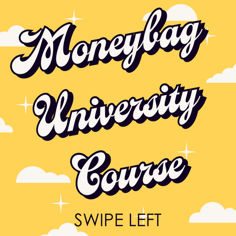 Moneybag University Course