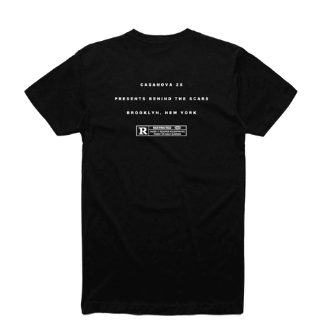 2X Black T-Shirt + Digital Album