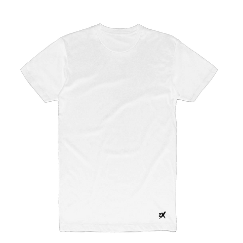Scar Report White T-Shirt + Digital Album