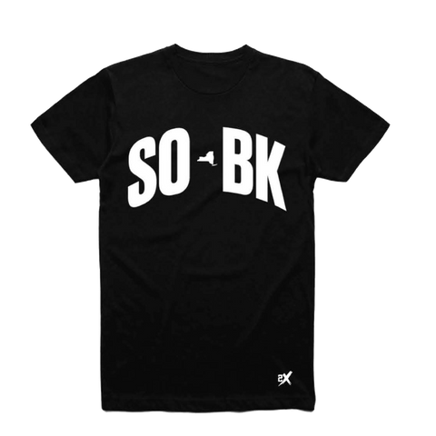 SO BK Black T-Shirt + Digital Album