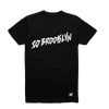 So Brooklyn Black T-Shirt + Digital Album