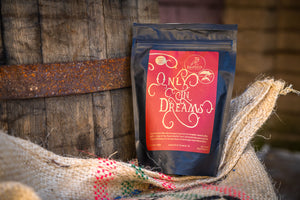 Only in Dreams: Smog City Barrel-Aged Coffee Collab