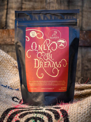 Only In Dreams Barrel-Aged Coffee Collaboration with Smog City Brewing