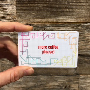 CAFE Gift Card