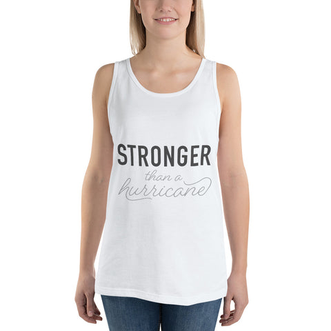 Stronger Than a Hurricane Workout Tank Top