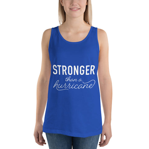 Stronger Than a Hurricane Tank Top