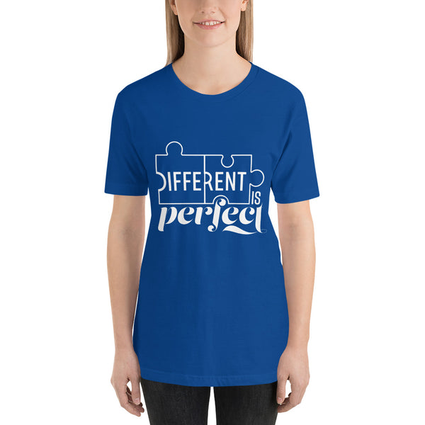 Different is Perfect Plus Size T-Shirt