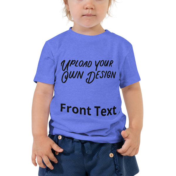 Custom Toddler T-Shirt