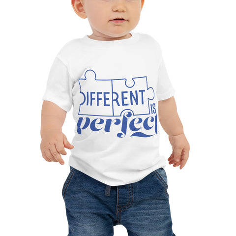 Different is Perfect Baby T-Shirt