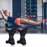 I Knee Brace supports knees in light or intense exercise
