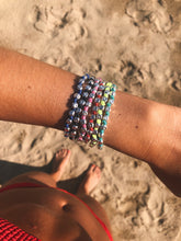 Load image into Gallery viewer, BLU RAINBOW BRACELET