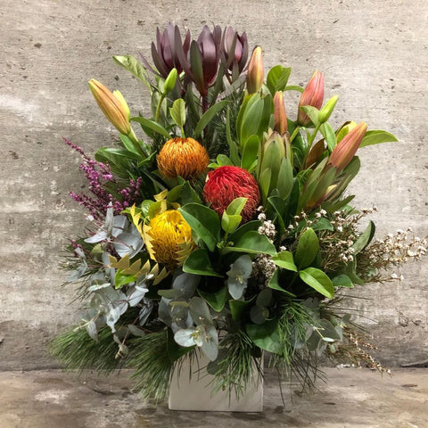 Mix Native Arrangement