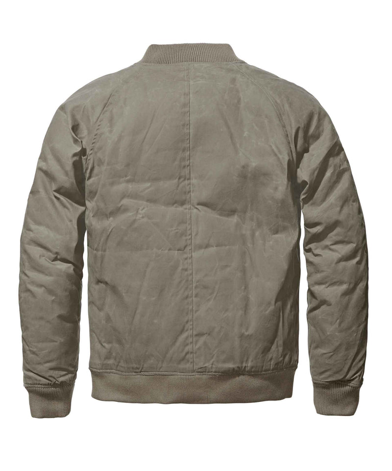 Flight Jacket - Olive