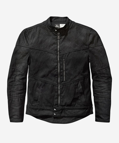 Model 2 Jacket - Black (with armours)