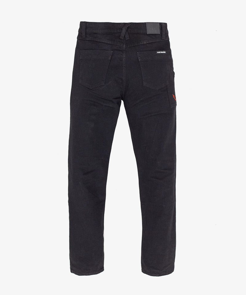 Women's 5 Pocket Jeans - Black