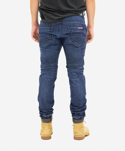Aviator Pant - Washed Indigo