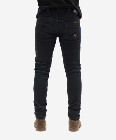 Unbreakable Slim Jeans - Black