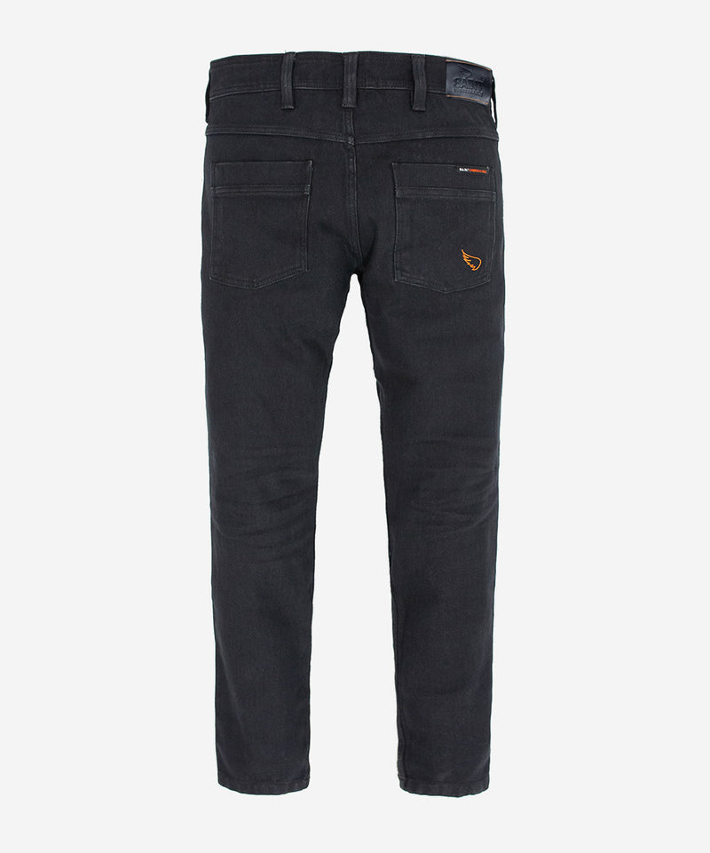 Unbreakable Slim Jeans (armour pockets) - Black