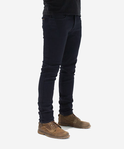 Unbreakable Slim Jeans (armour pockets) - Indigo Overdyed