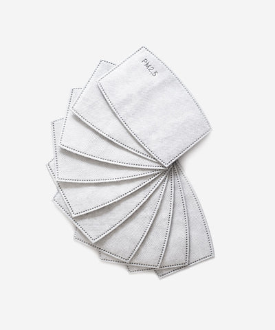 Filter Refill pack - 10 pcs