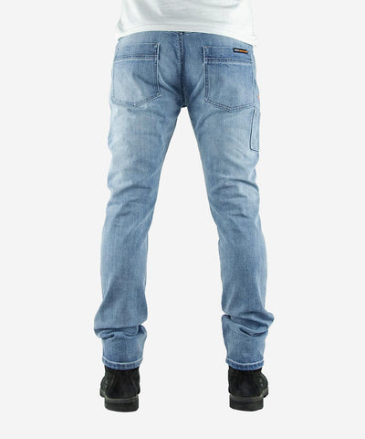 SA1NT Slim Fit Jeans - Bleached