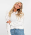 Fleece Raglan Sweatshirt