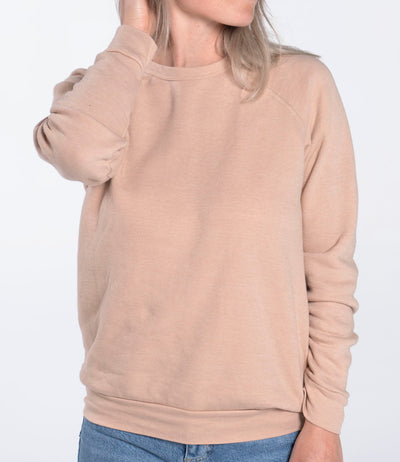 Sponge Fleece Raglan Sweatshirt - Freedom Company