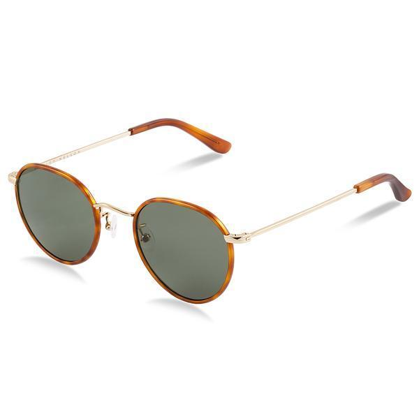 80457e6390a1 Bailey Nelson Adler Windsor Rim Metal Sunglasses
