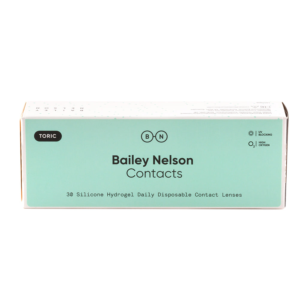 Bailey Nelson Contacts Toric - 30 pack