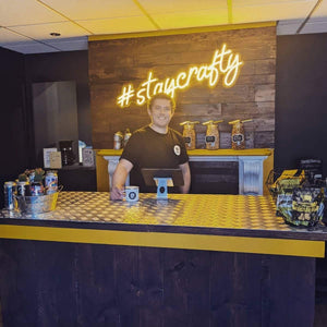 INDII Brew Opens It's 1st Brick & Mortar Store - INDII Brew Co.
