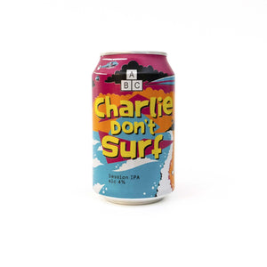 Charlie Don't Surf Session IPA ABV 4% (330ml)