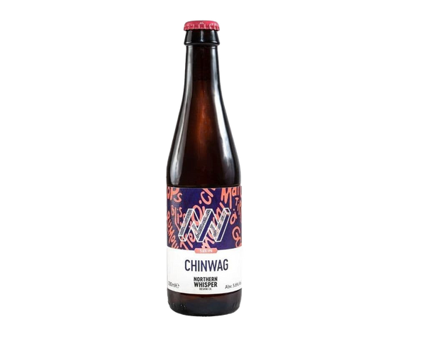 Chinwag IPA ABV 5.6% (330ml)