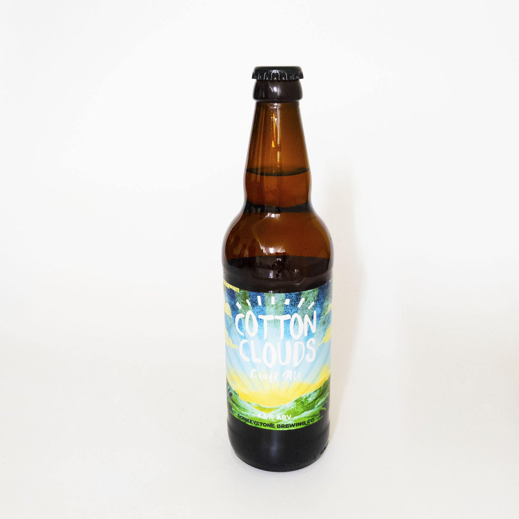 Cotton Clouds Craft Pale Ale ABV 4% (500ml)