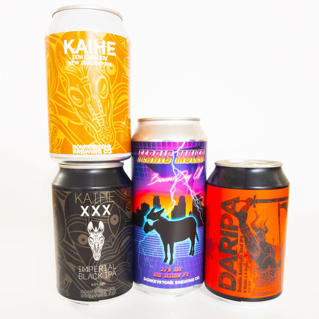 Donkeystone Brewing Tasting Pack