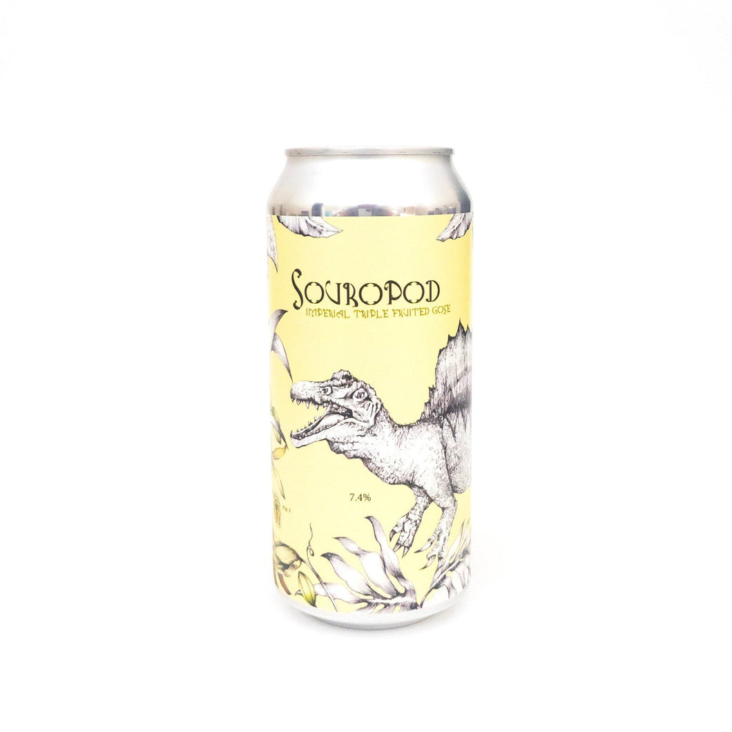 Souropod Triple Fruited Imperial Gose ABV 7.4% (440ml)