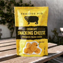 Load image into Gallery viewer, Serious Pig 'Crunchy Snacking Cheese'