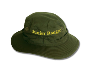 Jr Ranger Bucket Hat - Park Ranger Green