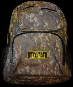 Jr Ranger Backpack - Green Camo